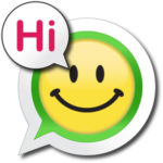 Talking Smiley Classic:Create Emoticon videos with own moods and with own words