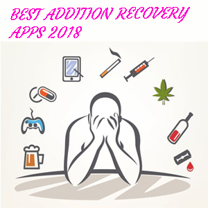 Addiction Recovery Apps 2018 logo