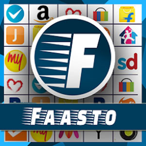 Best all in one app Faasto: All in One Shopping, Recharge, News, Email, Social